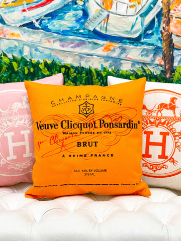 Designer-Inspired Pillows