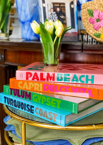Travel Series: Coffee Table Books