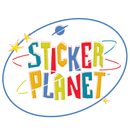 Sticker Planet Logo