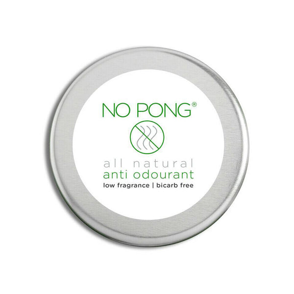 No Pong All Natural Anti Odourant  - Bicarb Free - Skin Fairy