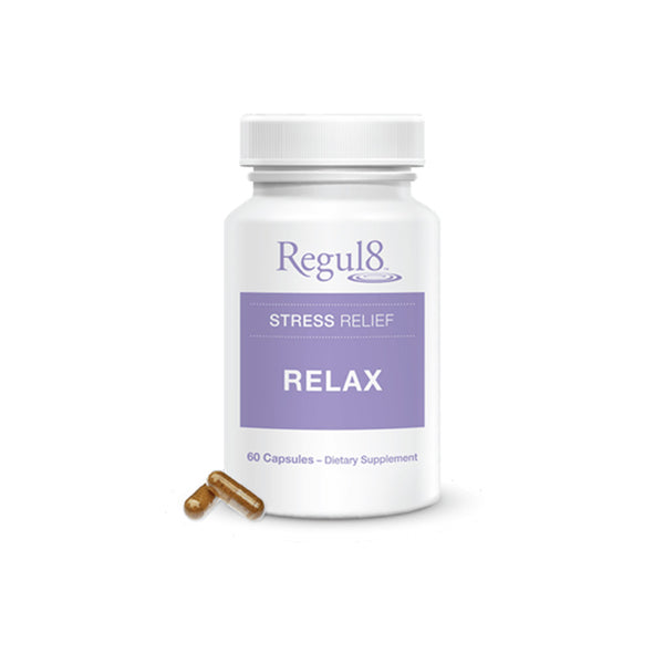 Regul8 Stress Relief Relax - Skin Fairy