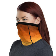 Load image into Gallery viewer, This Moda TRI Glow facemask / neck gaiter is a versatile accessory that can be used as a face covering, headband, bandana, wristband, and neck warmer. Upgrade your accessory game and find a matching face shield for each of your outfits.