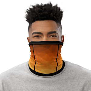This Moda TRI Glow facemask / neck gaiter is a versatile accessory that can be used as a face covering, headband, bandana, wristband, and neck warmer. Upgrade your accessory game and find a matching face shield for each of your outfits.