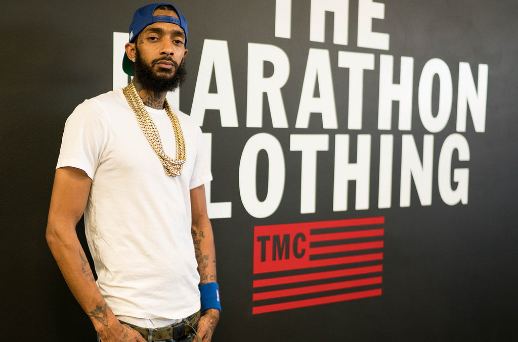The Art of Being a Self Made Millionaire with Nipsey Hussle