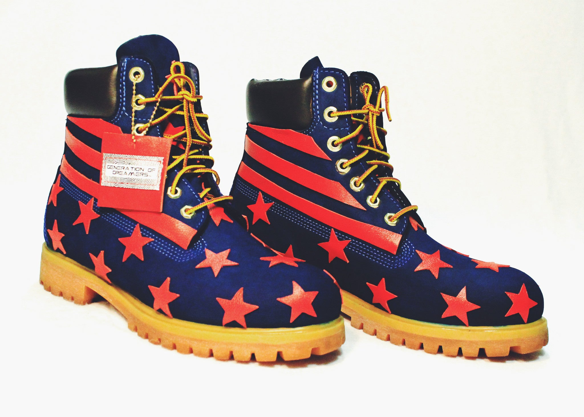 Earned Stripes Timberland Boot