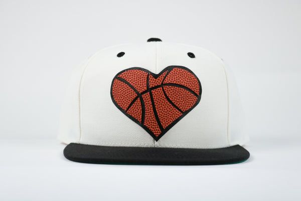 Ball Is Life Basketball Snapback Hat