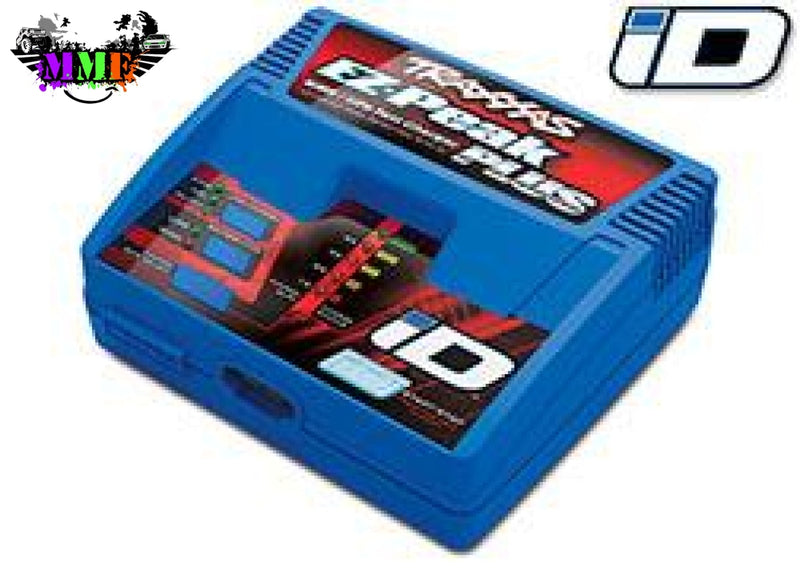 2970 Traxxas Ez-Peak Plus Multi-Chemistry Battery Charger W/auto Id (3S/4A/40W)