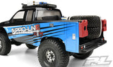 Utility Bed Clear Body :Honcho Style Crawler Cabs