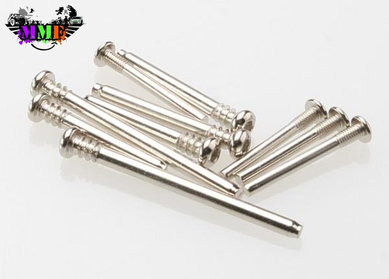 3640 Traxxas Suspension Screw Pin Set Steel (Vxl) Parts