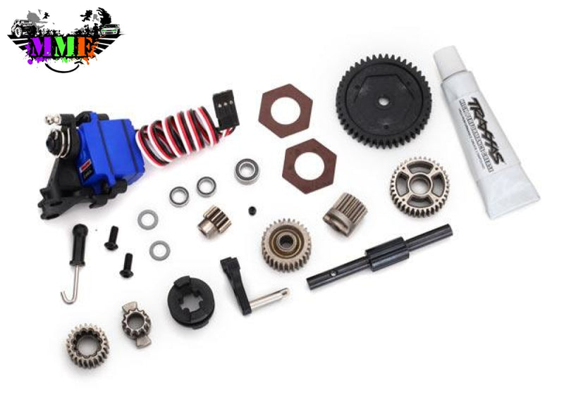8196 Two Speed Conversion Kit Parts