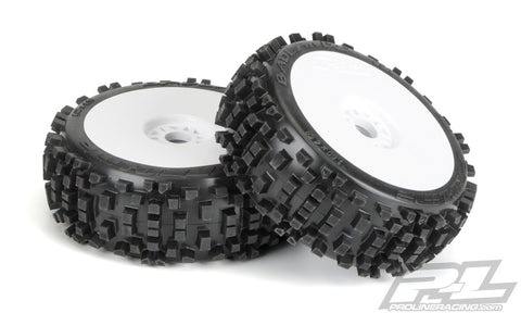 Badlands All Terrain 1:8 Buggy Tires Mounted
