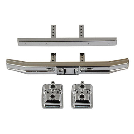 CR12 Ford F-150 Bumper Set, chrome (41057)