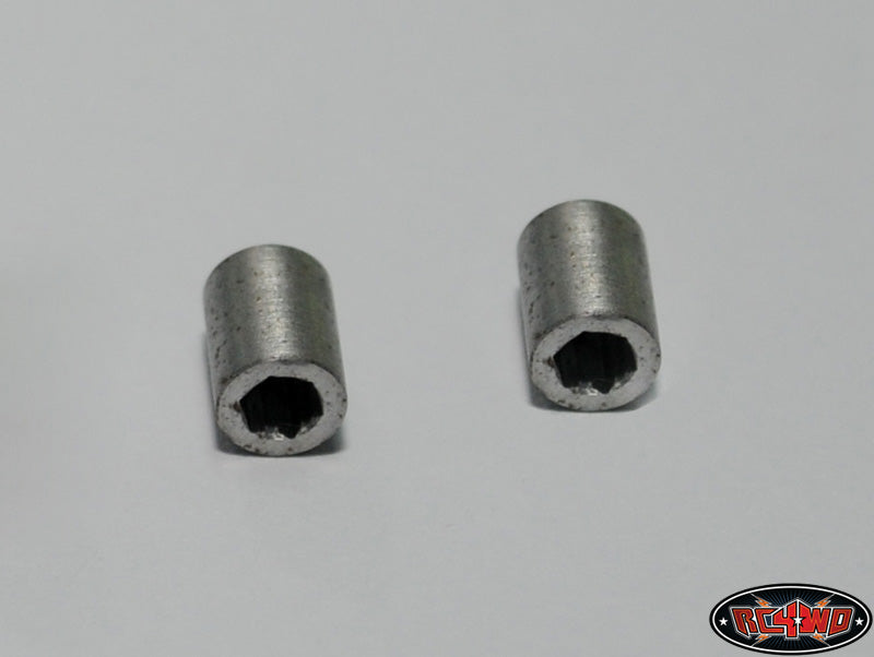Mini Scale Hex Bolt Tool:M2.5 &M3 Bolt (2.5mm Hex)(Z-S0635)