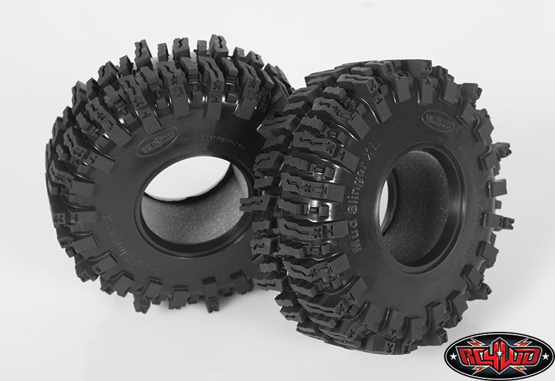 Mud Slinger 2 XL 2.2 Scale Tires (Z-T0122)