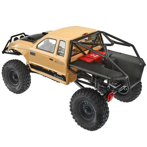 1/10 SCX10 II Trail Honcho Brushed Rock Crawler 4WD RTR AX90059