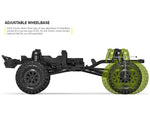 GS02 Komodo Double Cab TS 1/10 Scale Trail Crawler Kit GM57004