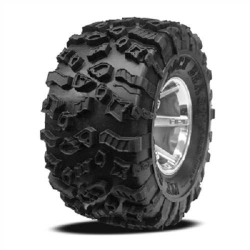 Rock Beast XOR 2.2 Crawler Tire Komp Kompound (2) No Foam  PB9001KK
