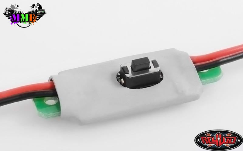 Rc4Wd Mini On/off Switch:  Lighting Unit (E0081)