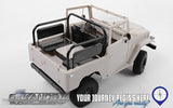 RC4WD Gelande II Truck Kit w/Cruiser Body Set