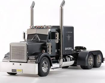 1/14 Grand Hauler Black Edition Matte Black 56356