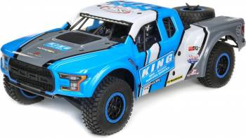 TML03020T1 Ford Raptor Baja Rey 1/10th 4WD Desert Truck RTR King Shocks