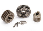 8293X Traxxas Gear set, transmission, metal