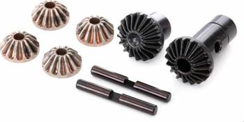8282  Traxxas Gear set, differential (output gears (2), spider gears (