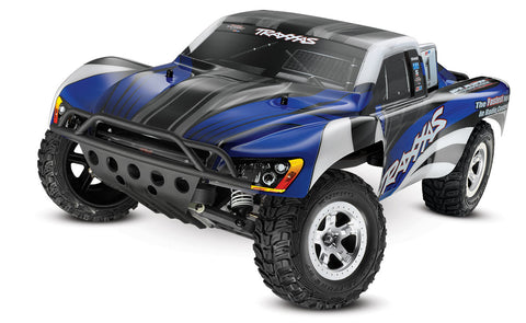 1/10 Slash 2WD RTR Short Course Truck Blue