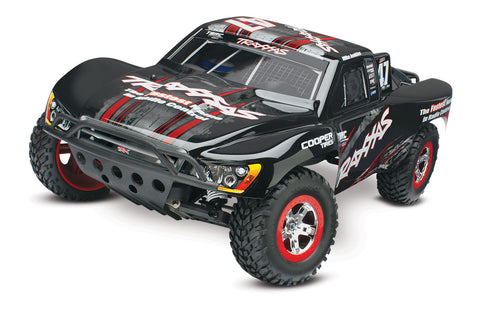 1/10 Slash 2WD RTR w/7C 3000mAh Battery & AC Charger Black
