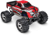 1/10 Stampede 4X4 XL-5 Monster Truck RTR Red