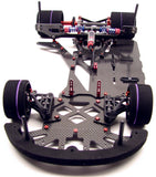 CRC 1/10 Battle Axe 3.0 LTO Oval Pan Car Kit - 1901