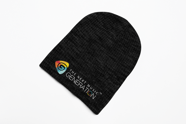 The Next Music Generation Beanie Hat