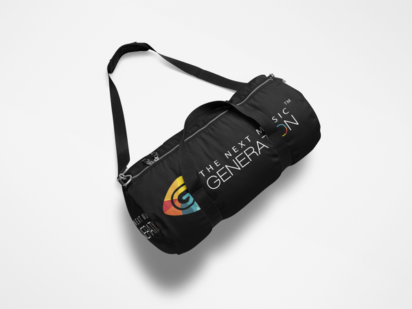 The Next Music Generation Duffle Bag