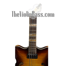 Load image into Gallery viewer, Used Hofner CT Verythin Light Sunburst Near Mint with Case