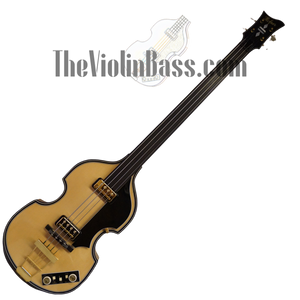 Used German 5000/1 Deluxe Fretless Mint Condition with case
