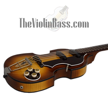 Load image into Gallery viewer, Used German Hofner 500/1 Vintage '58  Sunburst Mint Condition with case