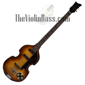 Used German Hofner 500/1 Vintage '58  Sunburst Mint Condition with case