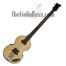 Load image into Gallery viewer, Used German Hofner Gold Label 500/1 Berlin Mint Condition with case