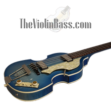 Load image into Gallery viewer, Used German Hofner 500/1 Blueburst Custom Shop