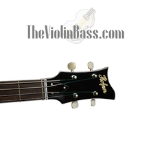 Load image into Gallery viewer, New German Made Hofner Double Cut Club Bass Sunburst 500/2 DC