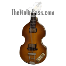 Load image into Gallery viewer, New German Made  Hofner 500/1-63 Relic with Tweed Case