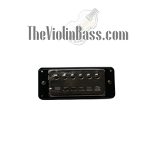 Load image into Gallery viewer, Genuine Hofner H511G Staple Guitar Pickup with Tab and Surround