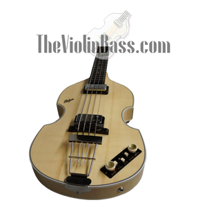 2016 Hofner German Made 500/1 V62 WHP Natural  Mint Condition