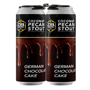 "D9 Brewing | ""German Chocolate Cake"" Coconut Pecan Stout"