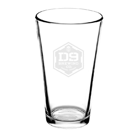 *COMING SOON* D9 Brewing | Pint Glass