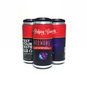 "D9 Brewing | ""Defying Gravity Wormhole"""