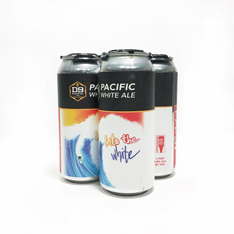 "D9 Brewing | ""Into the White"" - Pacific White Ale"