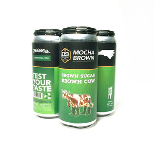 "D9 Brewing | ""Brown Sugar Brown Cow"" - Mocha Brown Ale"