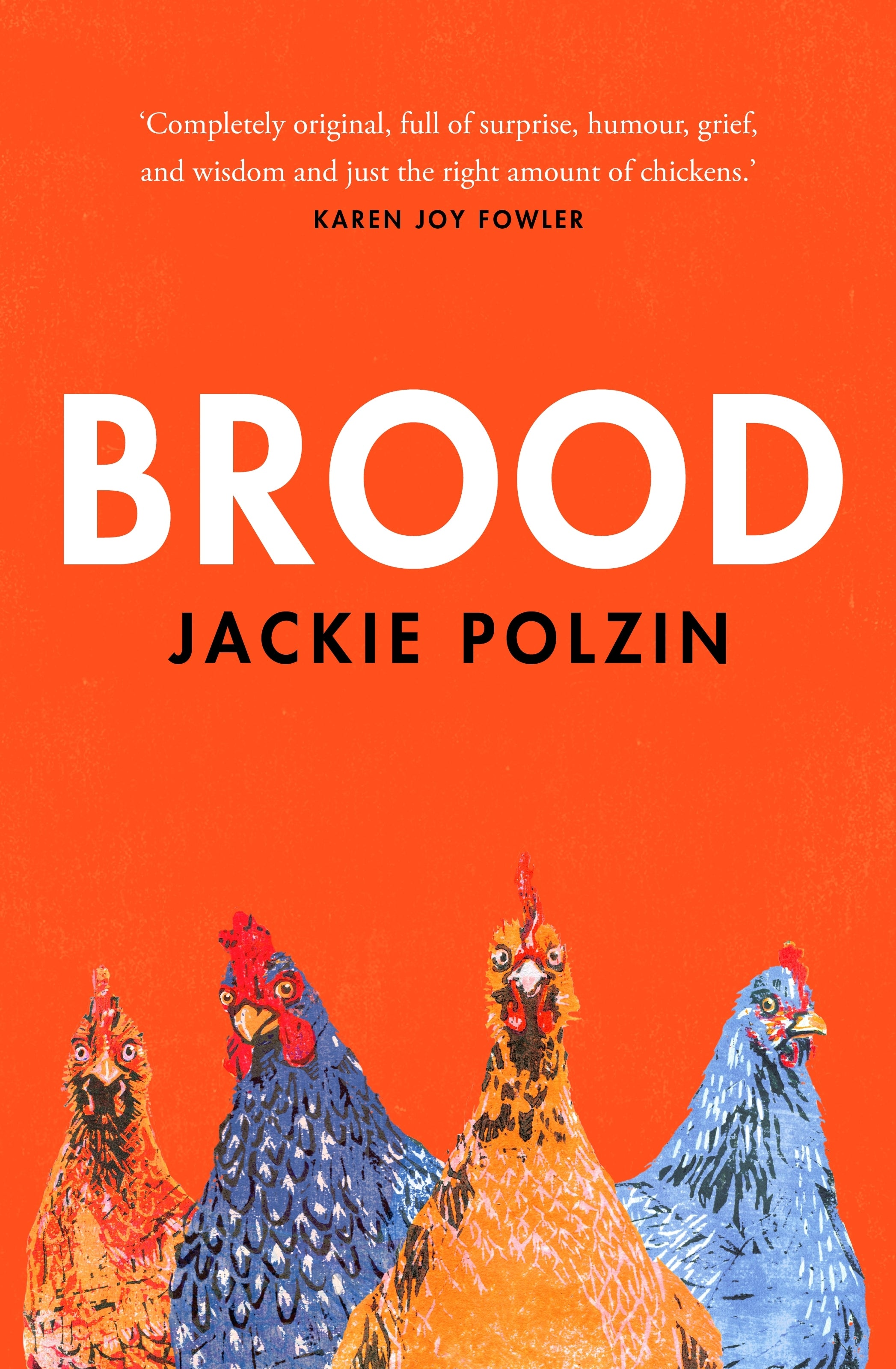 Brood by Jackie Polzin Trade Paperback $32.99