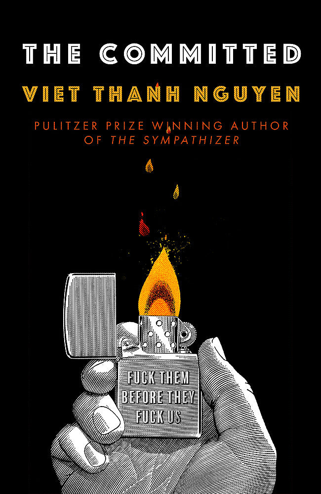 The Committed by Viet Thanh Nguyen in Trade Paperback 32.99
